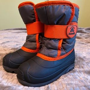 FLAWED - Kamik Snowbug3 Toddler Snow Boots, Size 8